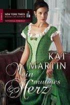 Boek cover Mein mutiges Herz van Kat Martin