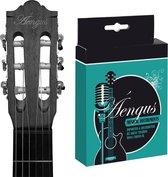 Áengus nylon snaren voor klassieke gitaar Coated Silver – Nylon/Zilver - set .028 tot .043