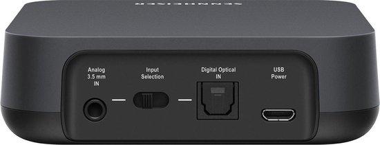Sennheiser BT T100 bluetooth audiozender USB Zwart
