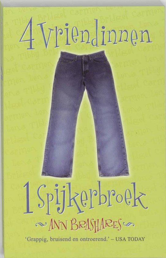 bol.com | 4 Vriendinnen 1 Spijkerbroek / Jeugdeditie, A. Brashares |  9789026119903 | Boeken