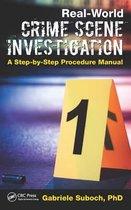 Boek cover Real-World Crime Scene Investigation van Gabriele Suboch