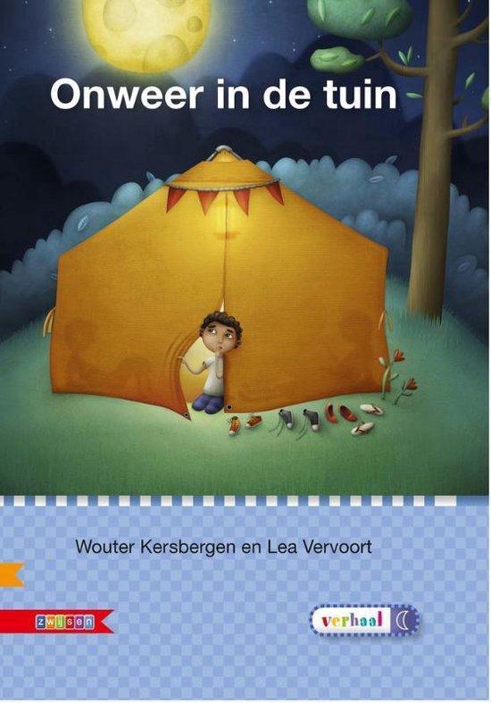 Veilig leren lezen - Onweer in de tuin AVI E3 - Wouter Kersbergen pdf epub