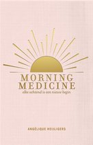 Boek cover Morning Medicine van Angélique Heijligers