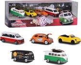 Afbeelding van Majorette Volkswagen Original Giftpack 5 stuks - Speelgoedvoertuig