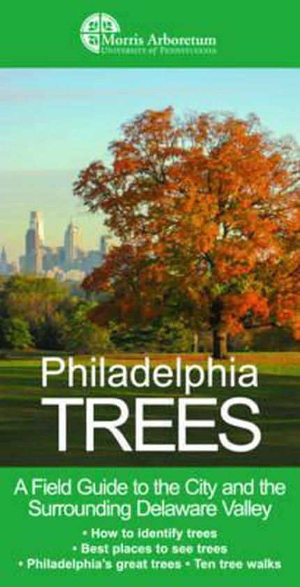 Boek cover Philadelphia Trees van Edward Barnard (Paperback)