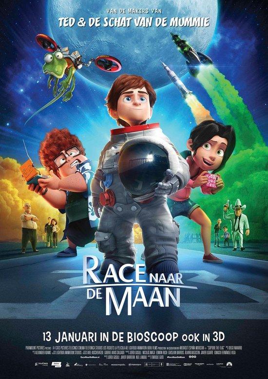 Race Naar De Maan