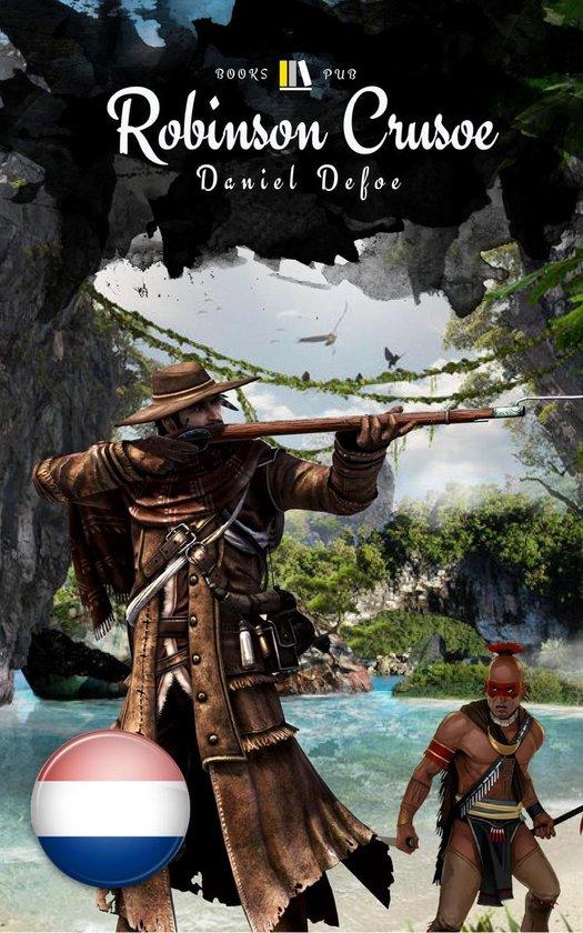 Robinson Crusoe - Daniël Defoe pdf epub