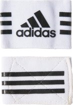 adidas Ankle Strap - Sokophouders - One size - Wit/Zwart