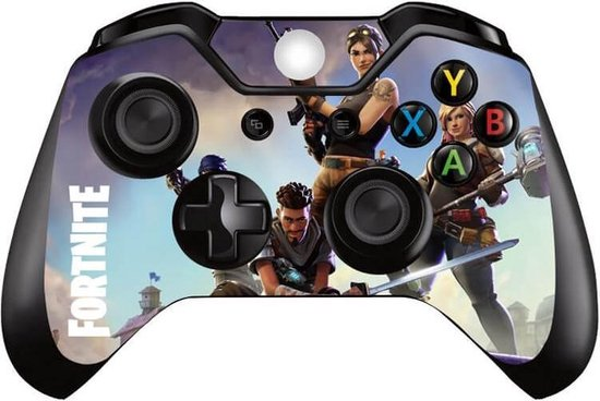 Fortnite V3 – Xbox One controller skin set van 2