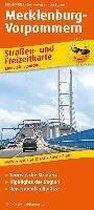 Mecklenburg-Vorpommern. Straßen- und Freizeitkarte 1 : 200 000