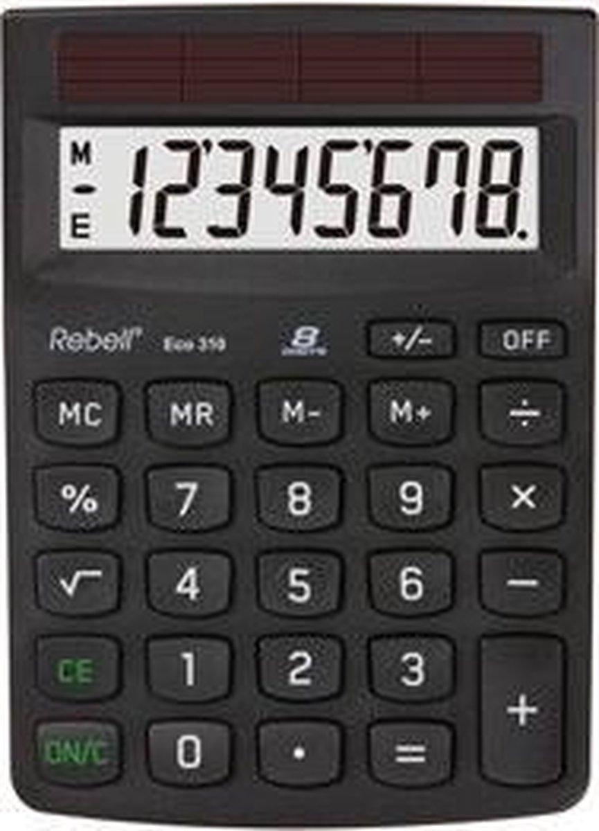 Rebell ECO 310 - Bureaurekenmachine