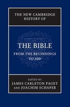 Boek cover The New Cambridge History of the Bible van James Carleton Paget