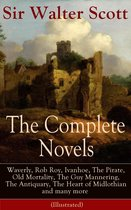 The Complete Novels of Sir Walter Scott