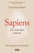 Omslag Sapiens. De animales a dioses