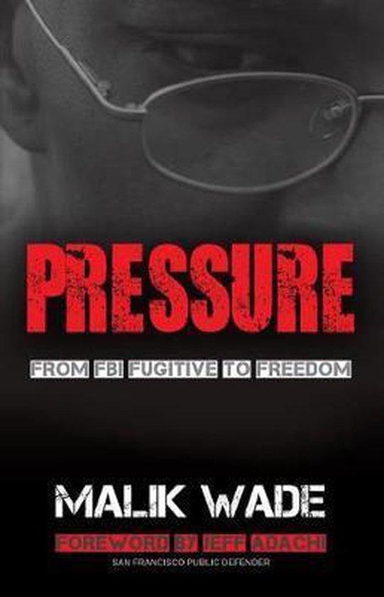 Boek cover Pressure van Wade Malik (Paperback)