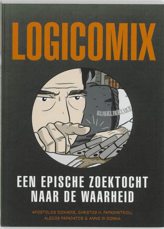 Logicomix - Christyan Fox |