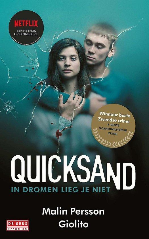 Quicksand - Malin Persson Giolito |
