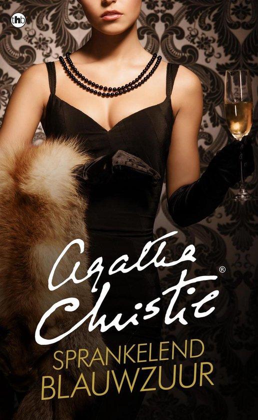 Sprankelend blauwzuur - Agatha Christie |