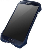 DracoDesign Draco Airborne Aluminium Galaxy S4 Case Midnight Blue Case