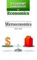Boek cover Student Handbook to Economics van Julia A. Heath