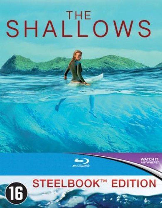 The Shallows (Steelbook) (Blu-ray)