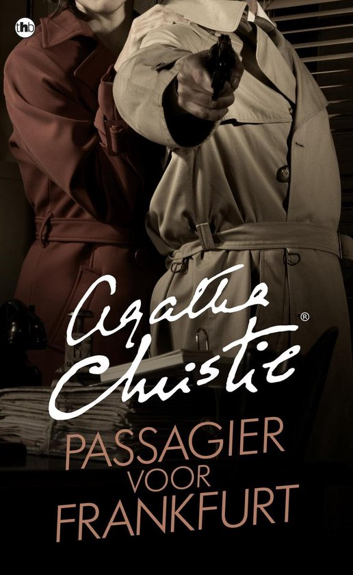 Passagier voor Frankfurt - Agatha Christie |