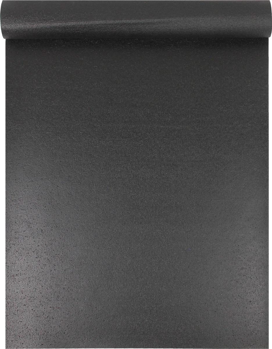 MADFitness Studio Yoga Mat - Vuurvertragend - Dikte 4,5 mm - Geen Phthalaat - 60 cm Breed - Zwart kopen