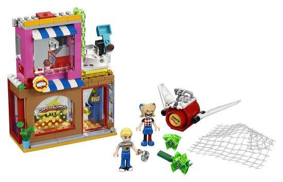 LEGO DC Super Hero Girls Harley Quinn Schiet te Hulp - 41231