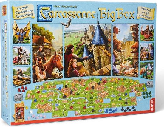 Carcassonne Big Box 3 - Bordspel