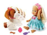 VTech Little Love Suzy En Haar Puppyvriendje - Babypop
