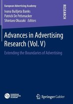 Advances in Advertising Research (Vol. V)