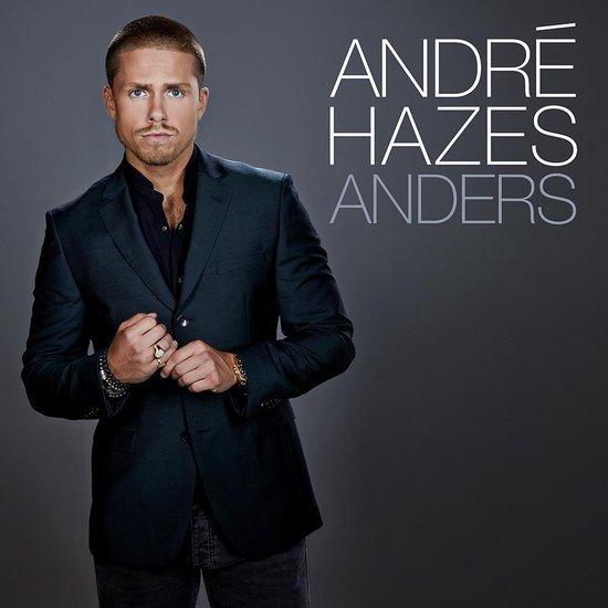 CD cover van Anders van André Hazes Jr.