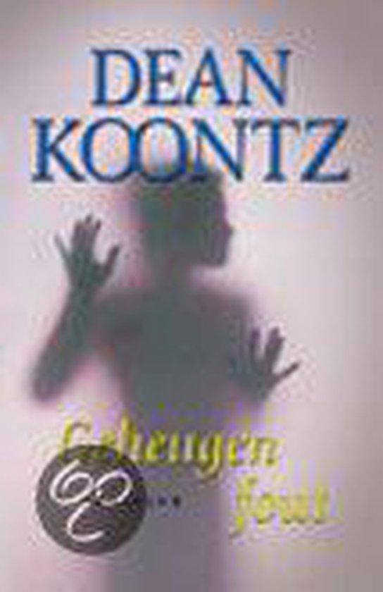 Boek cover Geheugenfout van Dean R. Koontz (Onbekend)