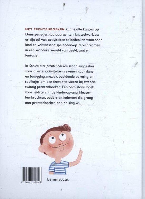 Spelen met prentenboeken - Anke van Boxmeer