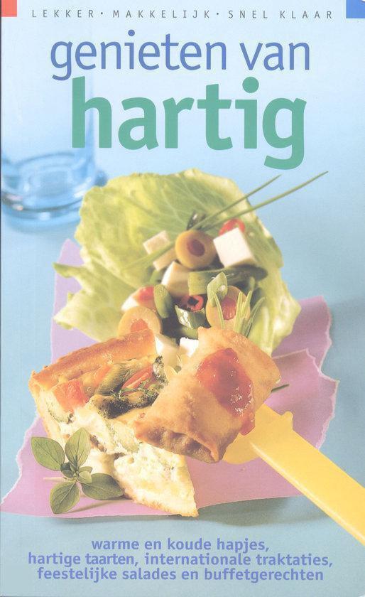 Genieten Van Hartig - I. van Blommestein  