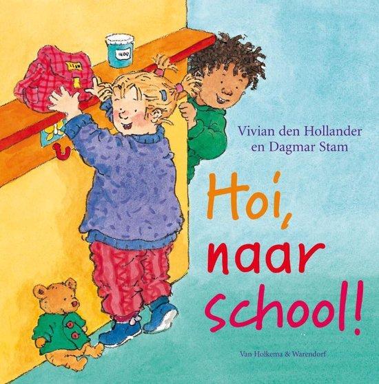 Lisa en Jimmy - Hoi, naar school!