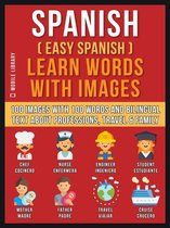 Spanish ( Easy Spanish ) Learn Words With Images (Vol 1)