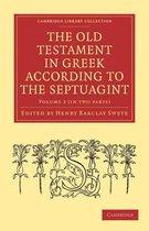 Boek cover The Old Testament in Greek According to the Septuagint 2 Part Set van