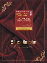 Vivaldi Concerti in D Major Rv427; F Major Rv434; G Major Rv438