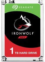 Seagate IronWolf - Interne harde schijf - 1 TB