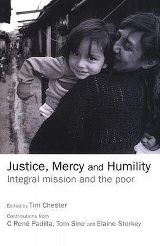 Boek cover Justice, Mercy and Humility van  (Paperback)
