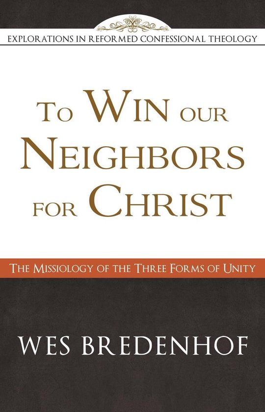 To Win Our Neighbors for Christ