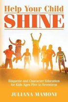 Omslag Help Your Child Shine