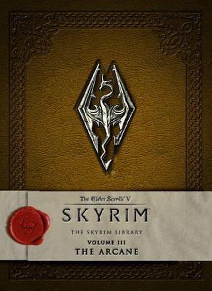 The Elder Scrolls V - The Skyrim Library