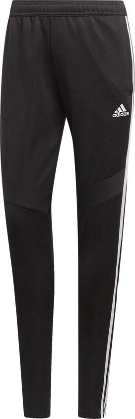 Adidas Tiro 19 Trainingsbroek Dames Zwart Wit | Maat: XL