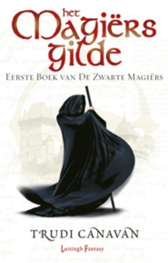 De Zwarte Magiërs 1 - Het Magiersgilde - Trudi Canavan | Fthsonline.com