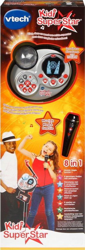 VTech Kidi SuperStar Zwart - Karaokeset - VTech