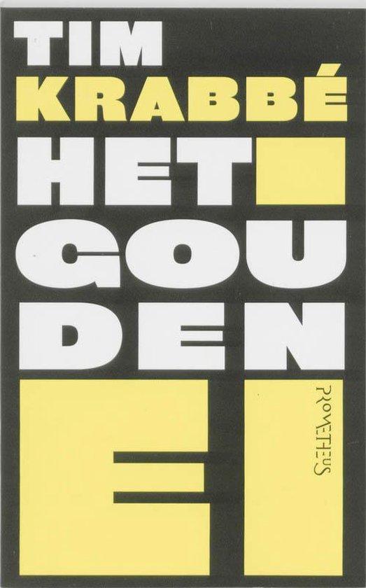 Boek cover Het Gouden Ei van Tim Krabbé (Paperback)