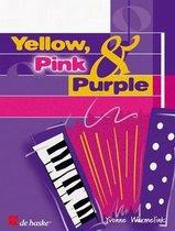 Yellow Pink Purple