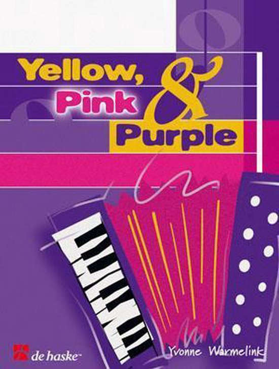 Yellow Pink Purple - Y. Warmelink |